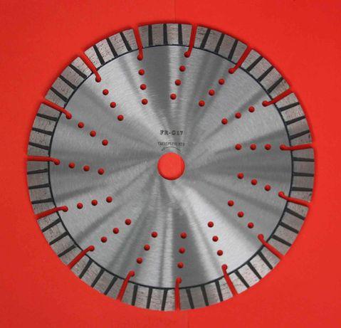 Disc diamantat beton/granit GX-570 Ø 350mm/25.4/20.0mm, Carbodiam