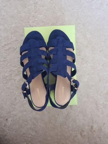 Negociabil vand sandale Graceland noi noute pentru femei marime 40