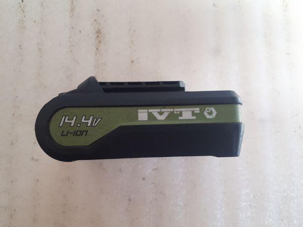 Аккумулятор, зарядное устройство IVT 14.4