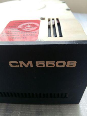 Жесткий диск СМ5508 Болгария 1989 г