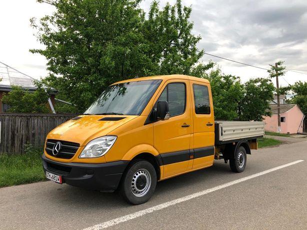 Mercedes-Benz sprinter doka