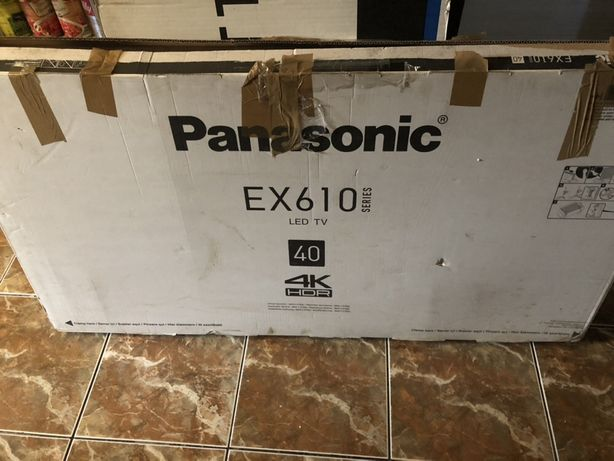 Dezmembrez TV Led Panasonic 4K EX610