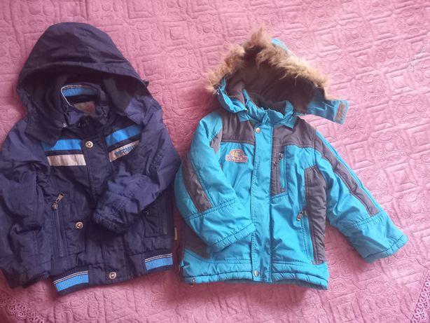 Демисозонна, зимняя куртка