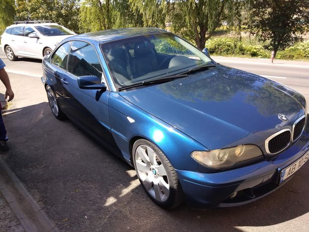BMW Seria 3 E46 Coupe