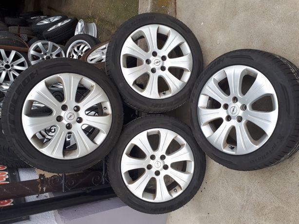 Jante aliaj originale Opel Signum.Astra.Zafira.Corsa D..5x110.pe 17''