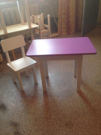 Детские столы,стульчики