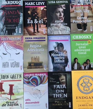 2+1 gratis - Cărți editurile Trei, Publica, Epica, Humanitas etc.