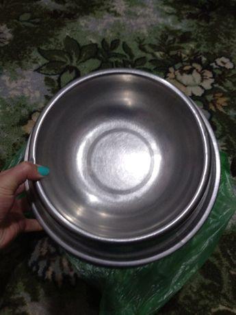 Миска нержавейка, чашка для собак, 1.8 емкость