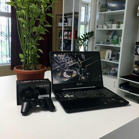 Мощный ASUS Tuf Gaming - Ryzen 5 3550Н/16GB/SSD512GB/RX 560X 4GB
