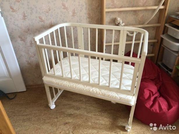 Детская кроватка Эстель