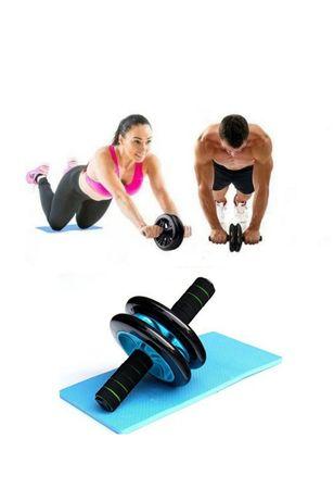 Roata Fitness pentru abdomen