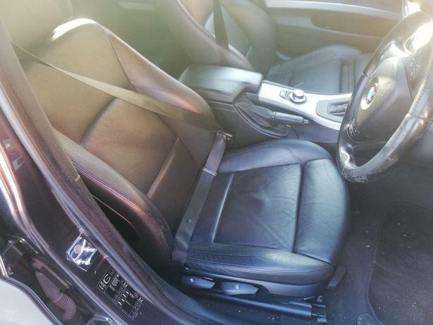 Interior recaro piele neagra BMW e90