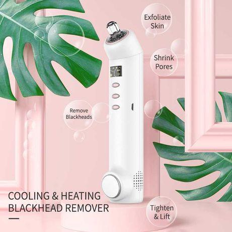 Уред за премахване на черни точки с горещ и студен режим на работа