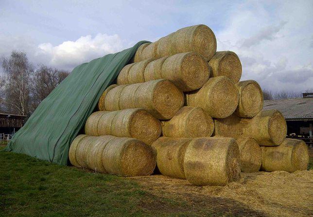Prelata textila pentru pastrare baloti de paioase 160 g/m2