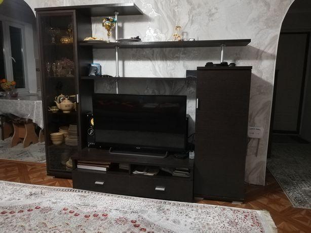 Продам горку и шкаф для обуви, телевизор