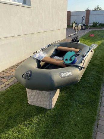 Лодка Bark + мотор Foresta