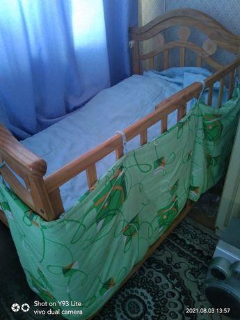 Кроватка до 3х лет