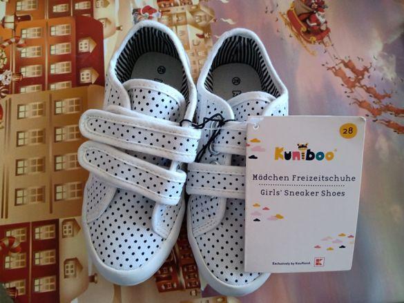 "Продавам нови спортни обувки за момичета ""Kuniboo"""
