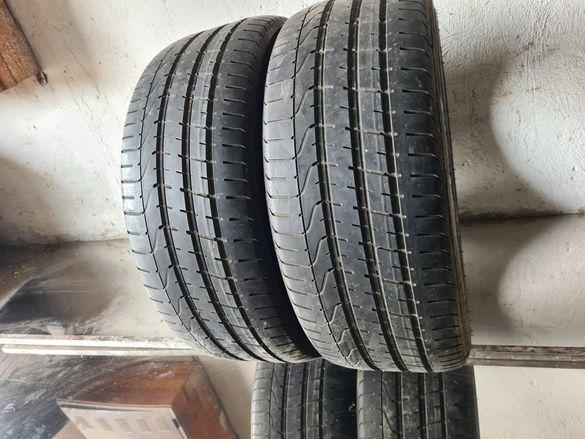 2 бр. летни гуми 255/40/21 Pirelli RO1 DOT 0917 5mm