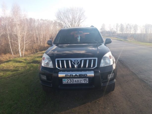 Обменяю Toyota Land Cruiser Prado на квартиру