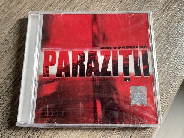 CD hip hop Parazitii - Nici o problema (1999)- SIGILAT ! foarte rar