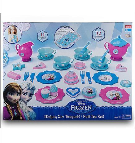 детски сервиз за чай Frozen Замръзналото кралс