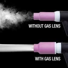 Газовая линза средняя 2,4 мм