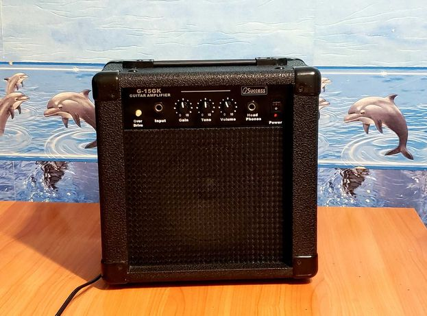 Комбоусилитель SUCCESS G-15GK для электрогитары