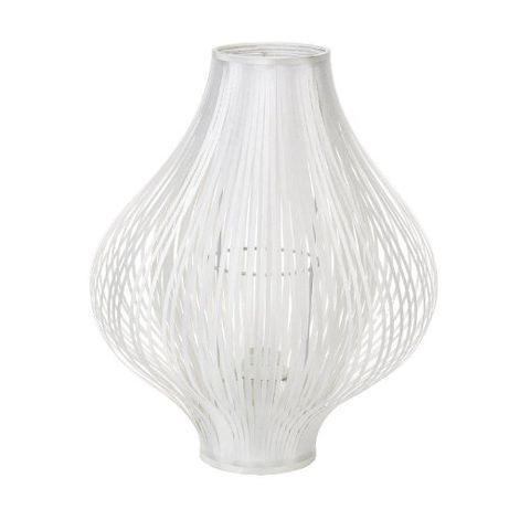 Модерна маркова настолна лампа- НОВА. Намалена!