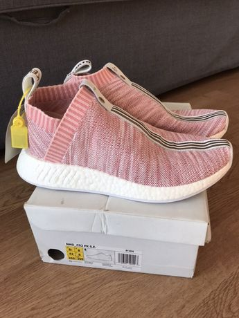NMD KITH CS2 Adidas Nike Ultra Boost Versace Yeezy 350 Gucci Chanel 42