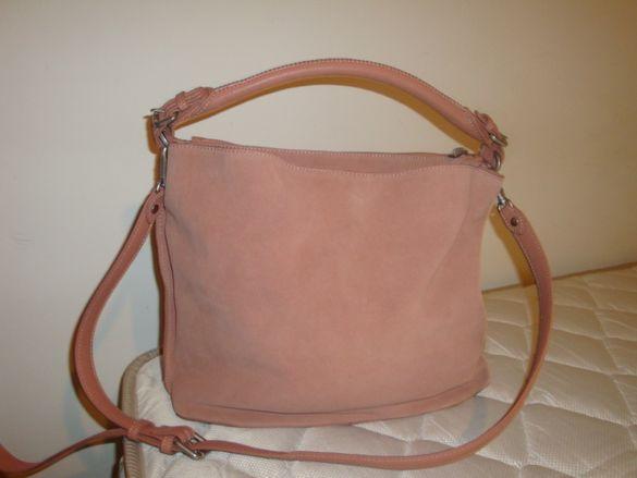 Marc O'polo -естествена кожа чанта