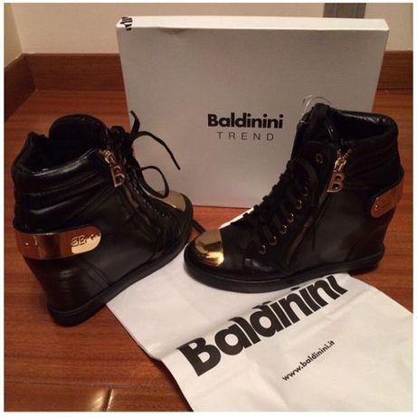 Ботинки BALDININI Италия 39р