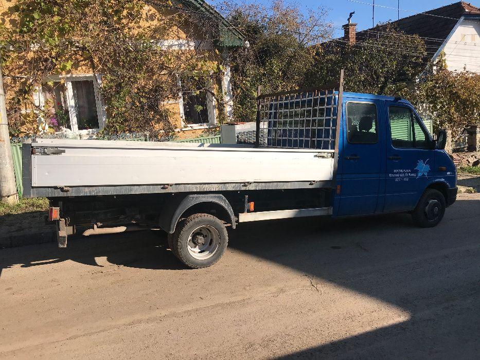 transport diverse camioneta basculabila Sfantu Gheorghe - imagine 1