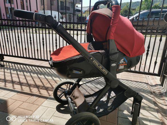 Бебешка количка Jane muum