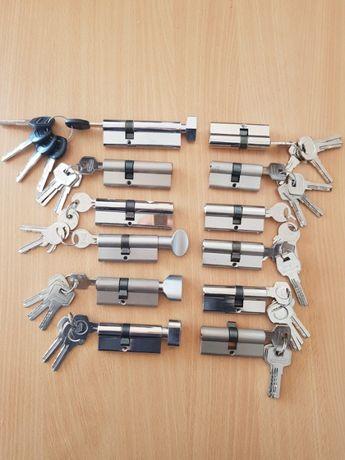 Accesorii usi metalice/termopan (feronerie-broasca-butuc-shield etc.)