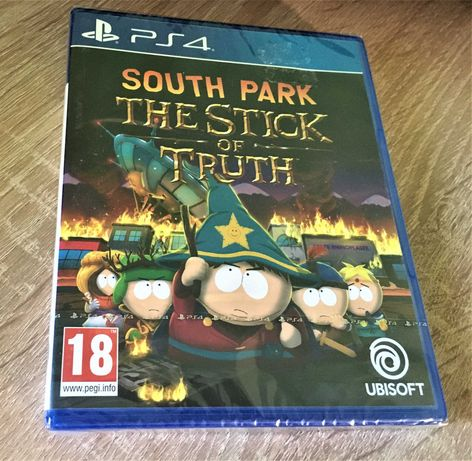 joc play station 4 south Park stick of truth