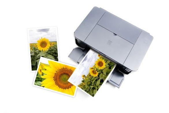 Разпечатване на снимки на фотохартия - различни размери