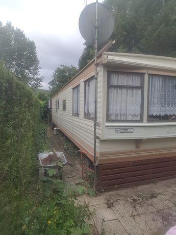Casa mobila cu terasa