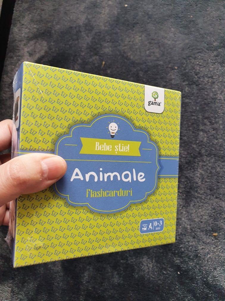 Flashcarduri Bebe Stie! Animale