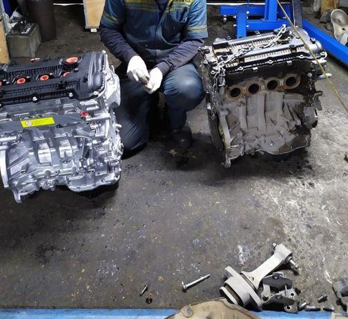 Двигатель G4NA 2.0 KIA Sportage-3 (рестайлинг) 2014 г