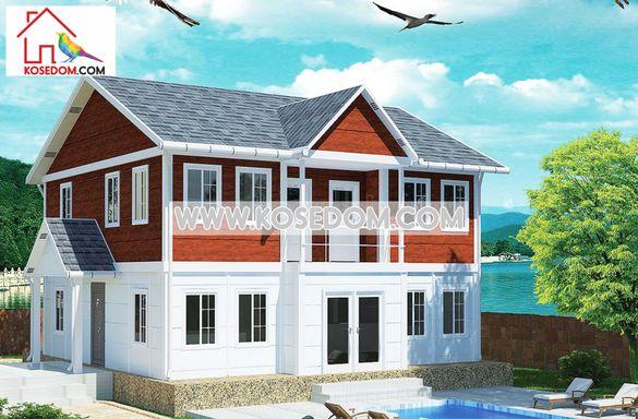 Сглобяеми Къщи и Модулни Сгради, От 280 евро до ключ Бързо, Качествено