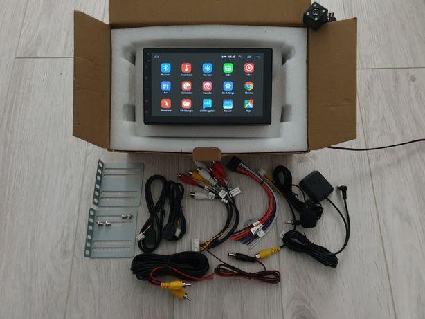 "OFERTA - Navigatie GPS Android 2DIN - Wifi, Bluetooth, USB, 7"""