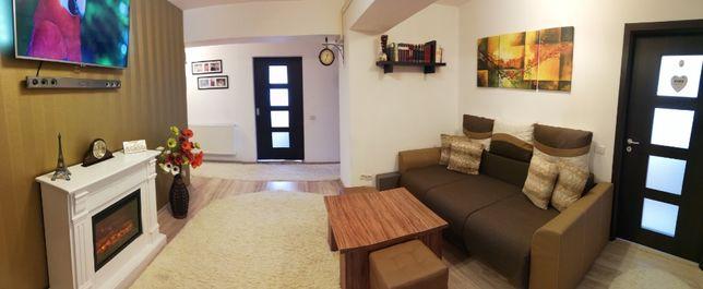 Apartament 3 camere, 86 mp suprafata totala, Burdujeni