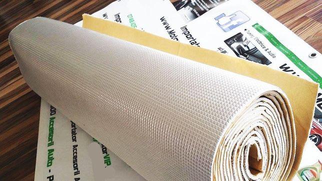 Rola/role (10m X 1m) material insonorizant 3 modele auto sau casa