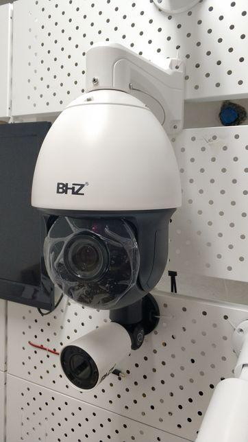 Поворотная IP камера PTZ 36 x увеличение, 3 МП