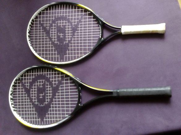 Ракети за тенис Дънлоп