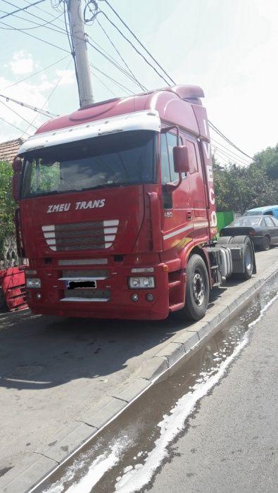 Dezmembrari Camioane cap tractor marca( scania ) (iveco stralis) Craiova - imagine 1