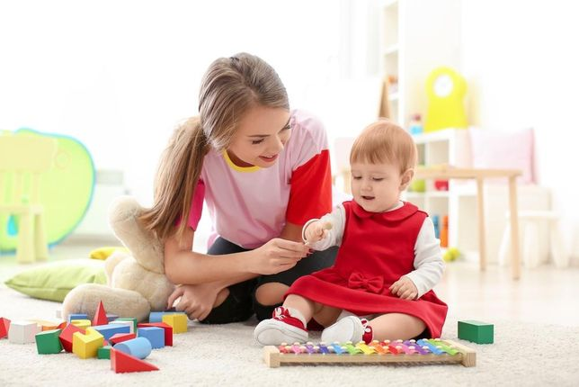 Услуги няни;) Индивидуальный подход к вашему малышу.