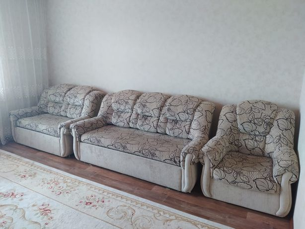 Продам диван 3,2,1