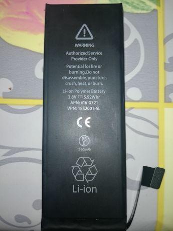 Продам новый аккумулятор для iPhone 5s